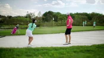 Mastercard TV Spot, 'Arnie Would' Featuring Annika Sorenstam, Ian Poulter - 58 commercial airings