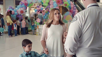 M&M's TV Spot, 'Mall Easter Bunny'