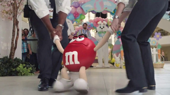 M&M's TV Spot, 'Mall Easter Bunny' - Thumbnail 6
