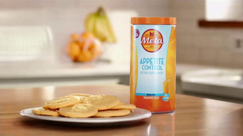 Metamucil Appetite Control TV Spot, 'Stop Cravings & Suppress Appetite' - Thumbnail 1