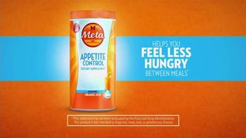 Metamucil Appetite Control TV Spot, 'Stop Cravings & Suppress Appetite' - Thumbnail 8