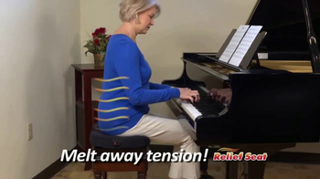 Relief Seat TV Spot, 'Lower Back Pain'