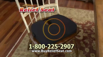 Relief Seat TV Spot, 'Lower Back Pain' - Thumbnail 9