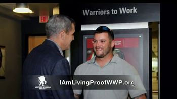 Wounded Warrior Project TV Spot, 'Re-establish My Life' - Thumbnail 2