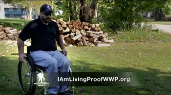 Wounded Warrior Project TV Spot, 'Re-establish My Life' - Thumbnail 4