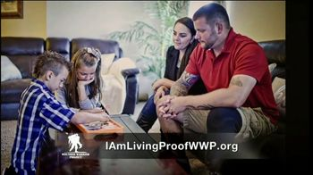 Wounded Warrior Project TV Spot, 'Re-establish My Life' - Thumbnail 6