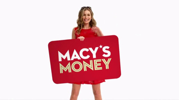 Macy's TV Spot, 'Macy's Money: Cash In' - Thumbnail 1