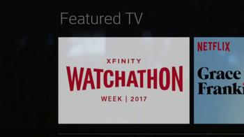 XFINITY TV Spot, 'Watchathon 2017: Drop a Beat' - Thumbnail 1