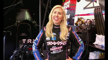 E3 Spark Plugs TV Spot, 'Funny Car' Featuring Courtney Force