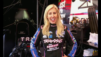 E3 Spark Plugs TV Spot, 'Funny Car' Featuring Courtney Force - Thumbnail 9