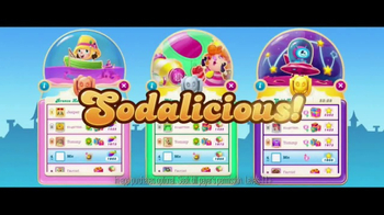 Candy Crush Soda Saga TV Spot, 'Leaderboards' - Thumbnail 4