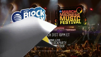 Audience Network TV Spot, '2017 AT&T Block Party' - Thumbnail 10