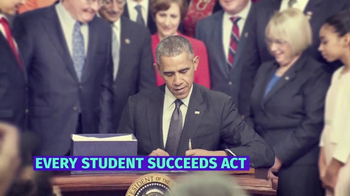 Bill & Melinda Gates Foundation TV Spot, 'Every Student Succeeds Act' - Thumbnail 1