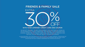 JCPenney Friends & Family Sale TV Spot, 'Freshen Up Your Home' - Thumbnail 6