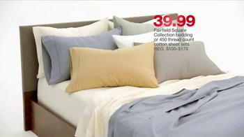 Macy's Home Sale TV Spot, 'Appliances and Bedding' - Thumbnail 8