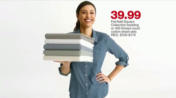 Macy's Home Sale TV Spot, 'Appliances and Bedding' - Thumbnail 7