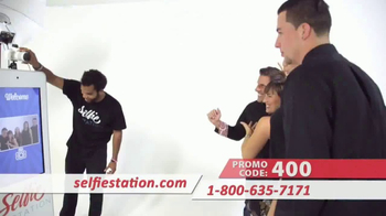 Selfie Station TV Spot, 'Life of the Party' - Thumbnail 2