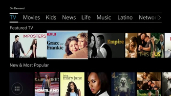 XFINITY On Demand TV Spot, 'Friends & Enemies' Song by Foxes - Thumbnail 7