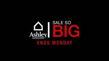 Ashley Homestore So Big Sale TV Spot, '5-Piece Living Room Group' - Thumbnail 5