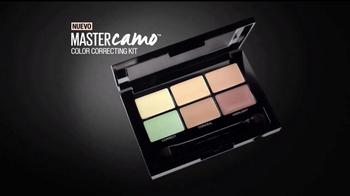 Maybelline New York Master Camo TV Spot, 'Lienzo' con Gigi Hadid [Spanish] - Thumbnail 3