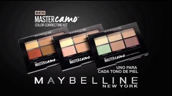 Maybelline New York Master Camo TV Spot, 'Lienzo' con Gigi Hadid [Spanish] - Thumbnail 8