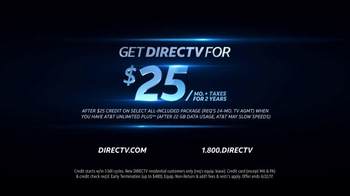 DIRECTV TV Spot, 'DIRECTV Promotion' Featuring Dan Finnerty - Thumbnail 7