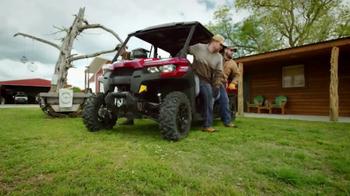 Can-Am Spring Fever Sales Event TV Spot, 'Effort in Engineering: Defender' - Thumbnail 1