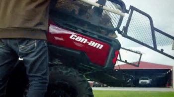 Can-Am Spring Fever Sales Event TV Spot, 'Effort in Engineering: Defender' - Thumbnail 2