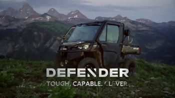 Can-Am Spring Fever Sales Event TV Spot, 'Effort in Engineering: Defender' - Thumbnail 6