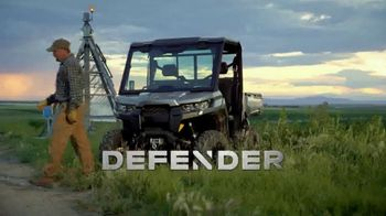 Can-Am Spring Fever Sales Event TV Spot, \'Effort in Engineering: Defender\'