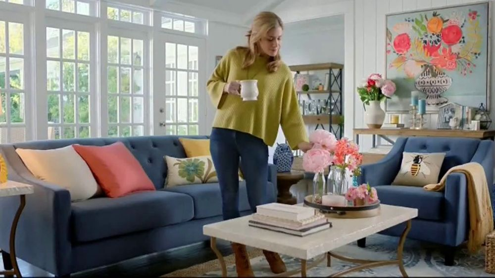 Pier 1 Imports Tv Commercial Color Your Home Happy Ispot Tv
