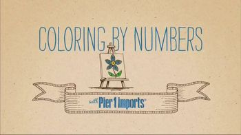 Pier 1 Imports TV Spot, 'Color Your Home Happy' - Thumbnail 1