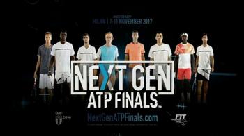 2017 Next Gen ATP Finals TV Spot, 'The Future of Tennis' - Thumbnail 8