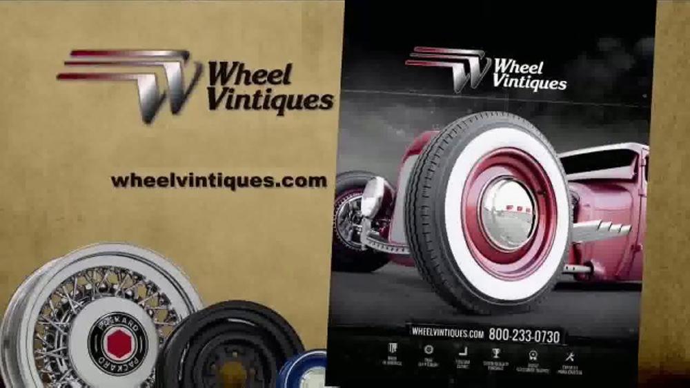 Wheel Vintiques TV Commercial, 'Largest Selection'