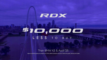 2017 Acura RDX TV Spot, 'Why Pay More?' [T2] - Thumbnail 5