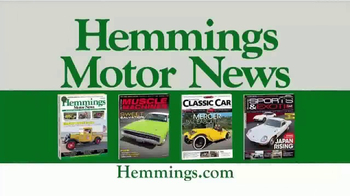 Hemmings Motor News TV Spot, 'Collector Vehicle Authority' - Thumbnail 7