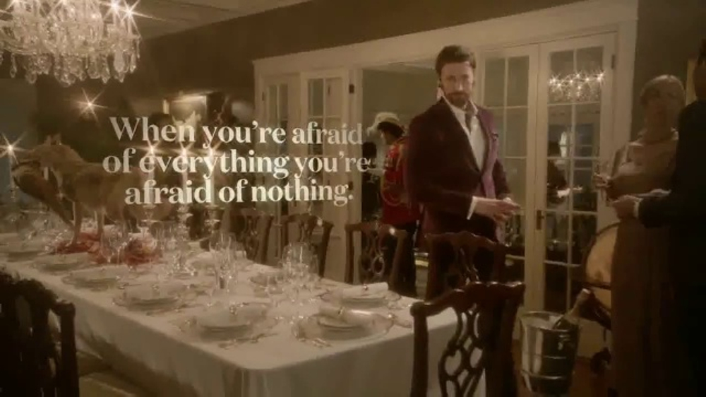 SafeAuto TV Commercial, 'Dinner: Afraid'