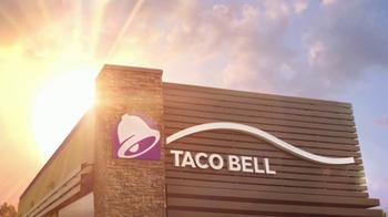 Taco Bell Breakfast Crunchwrap TV Spot, 'Morning Bliss' - Thumbnail 4