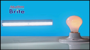 Motion Brite TV Spot, 'Bright When You Need Light' - Thumbnail 5