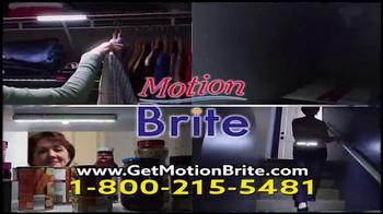 Motion Brite TV Spot, 'Bright When You Need Light' - Thumbnail 8