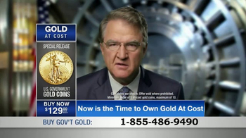 U.S. Money Reserve TV Spot, 'Own Gold at Cost' - Thumbnail 8