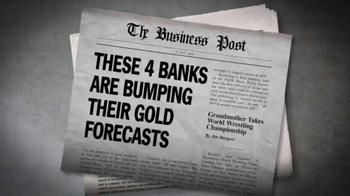 U.S. Money Reserve TV Spot, 'Own Gold at Cost' - Thumbnail 1