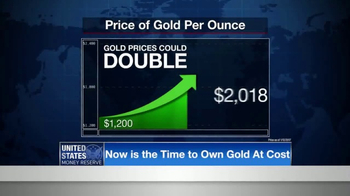 U.S. Money Reserve TV Spot, 'Own Gold at Cost' - Thumbnail 5
