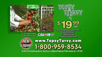 Topsy Turvy TV Spot, 'Without the Work' - Thumbnail 9