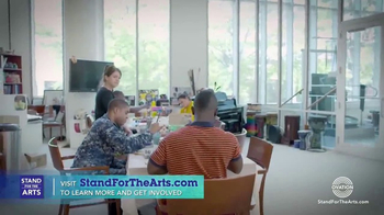Stand for the Arts TV Spot, 'Support for the NEA' - Thumbnail 6