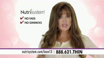 Nutrisystem Lean13  TV Spot, 'Memories' Featuring Marie Osmond - 218 commercial airings