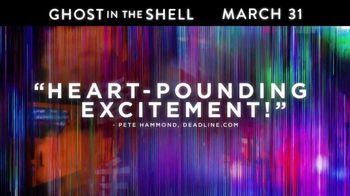 Ghost in the Shell - Alternate Trailer 22