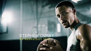 Degree Motionsense TV Spot, 'Redefinir' con Stephen Curry [Spanish] - 3134 commercial airings