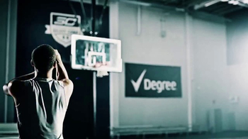 Degree Motionsense TV Spot, 'Redefinir' con Stephen Curry [Spanish] - Thumbnail 6
