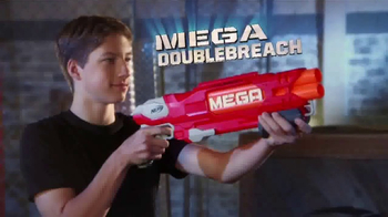 Nerf Mega Doublebreach TV Spot, 'Double the Blasting' - Thumbnail 1